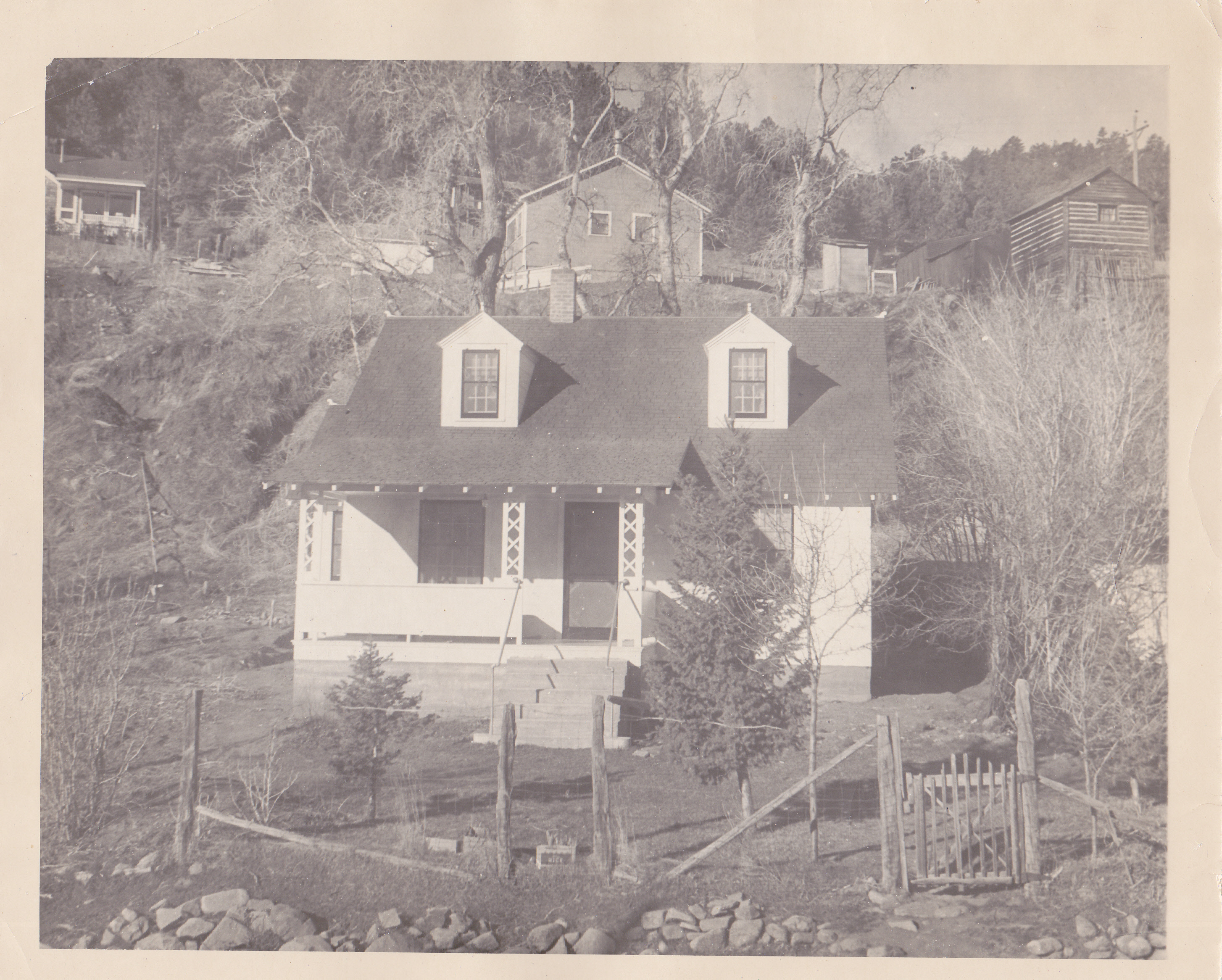 A Difficult Beginning: Researching the Mountain House