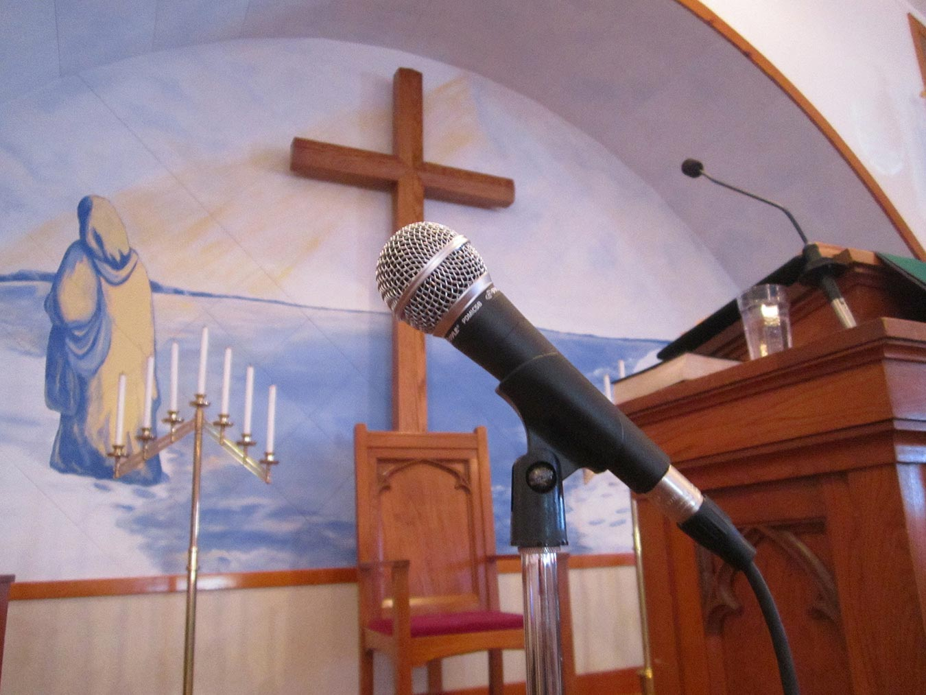 If a Karaoke Bar Came to Church