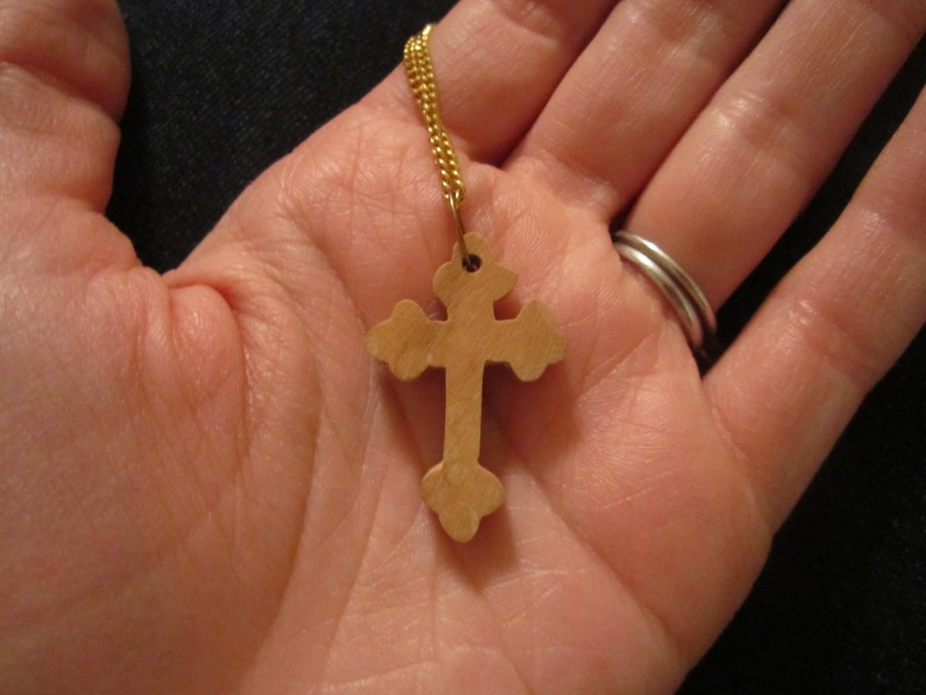 The Ordinary Cross: A Good Friday Reflection