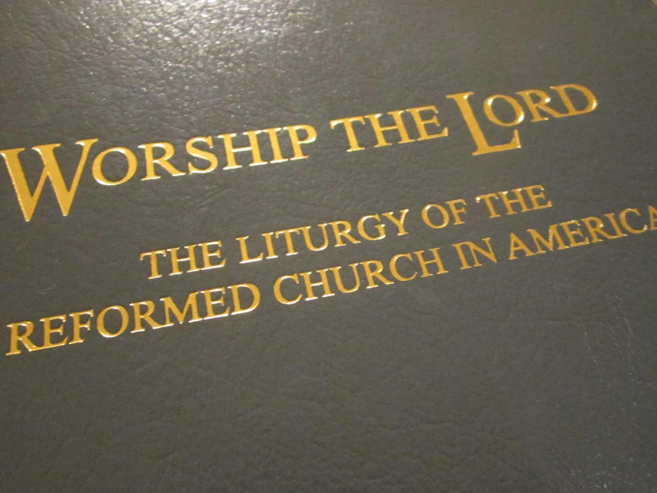 Life's Frantic Liturgy – Guest Post