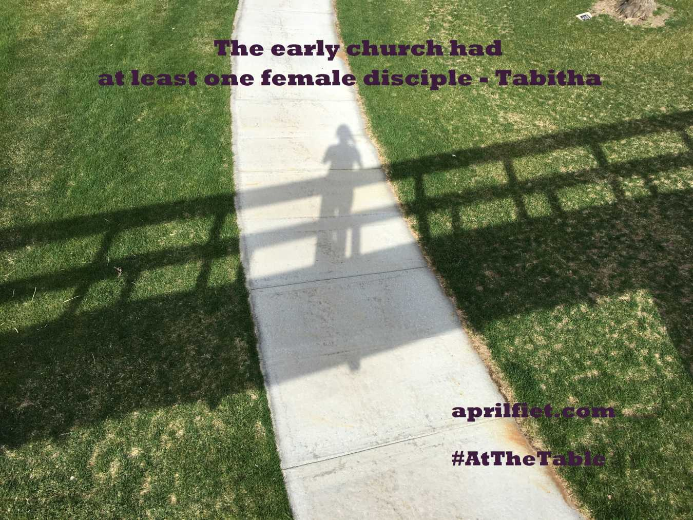 Tabitha – a Disciple of Jesus