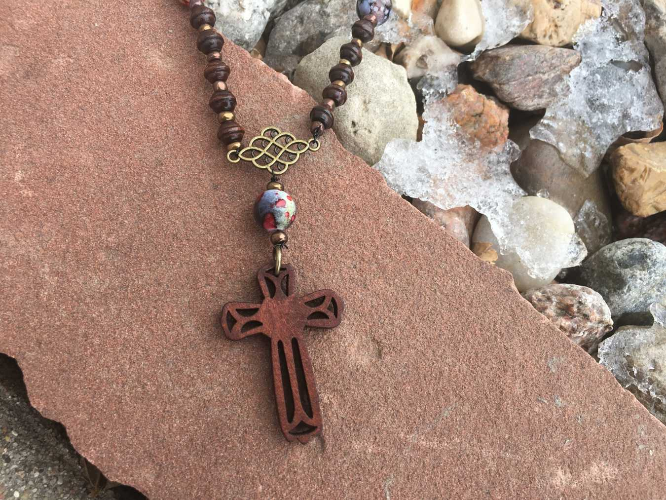 Praying the Beatitudes with Beads
