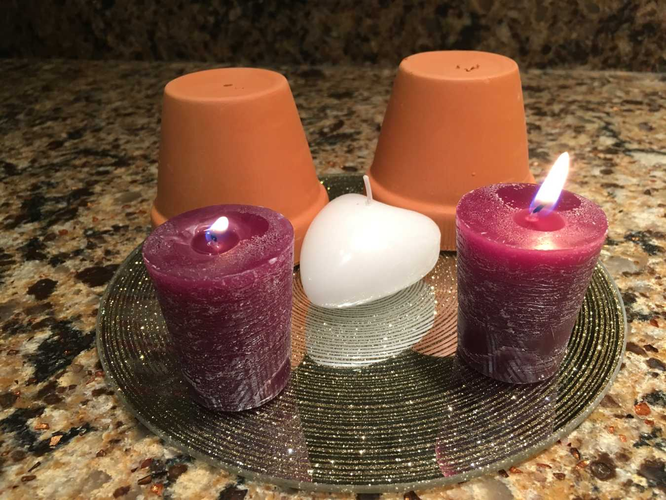 The Anti-Advent Wreath – week 2 – Separation