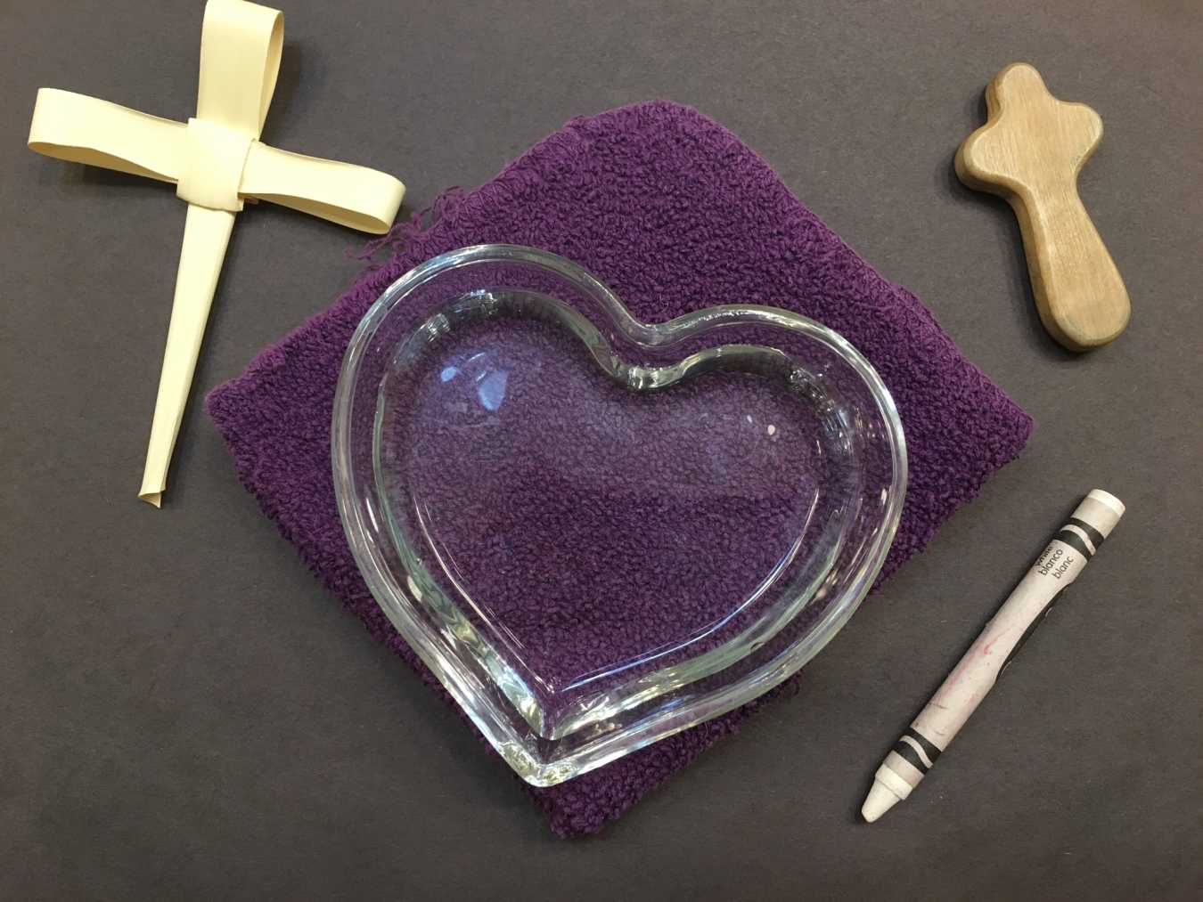 Short Object Lessons for Holy Week