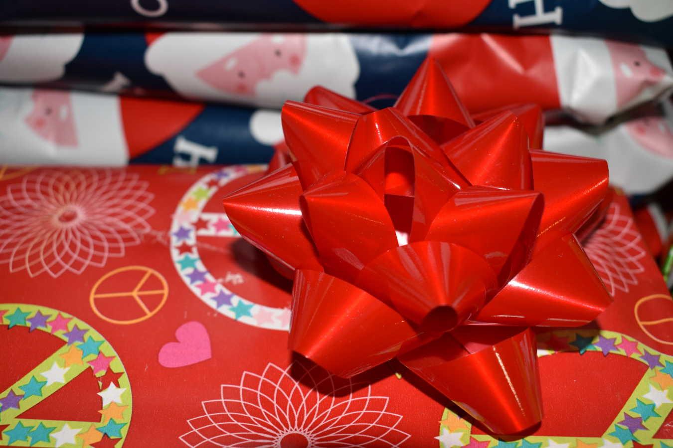 An Advent Custom Wreath – week 4 – Christmas Eve Pajamas